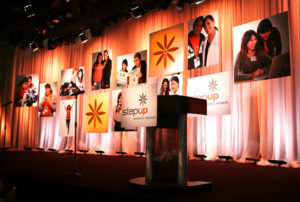 Step Up Women's Network 8th Annual Inspiration Awards - Inside
