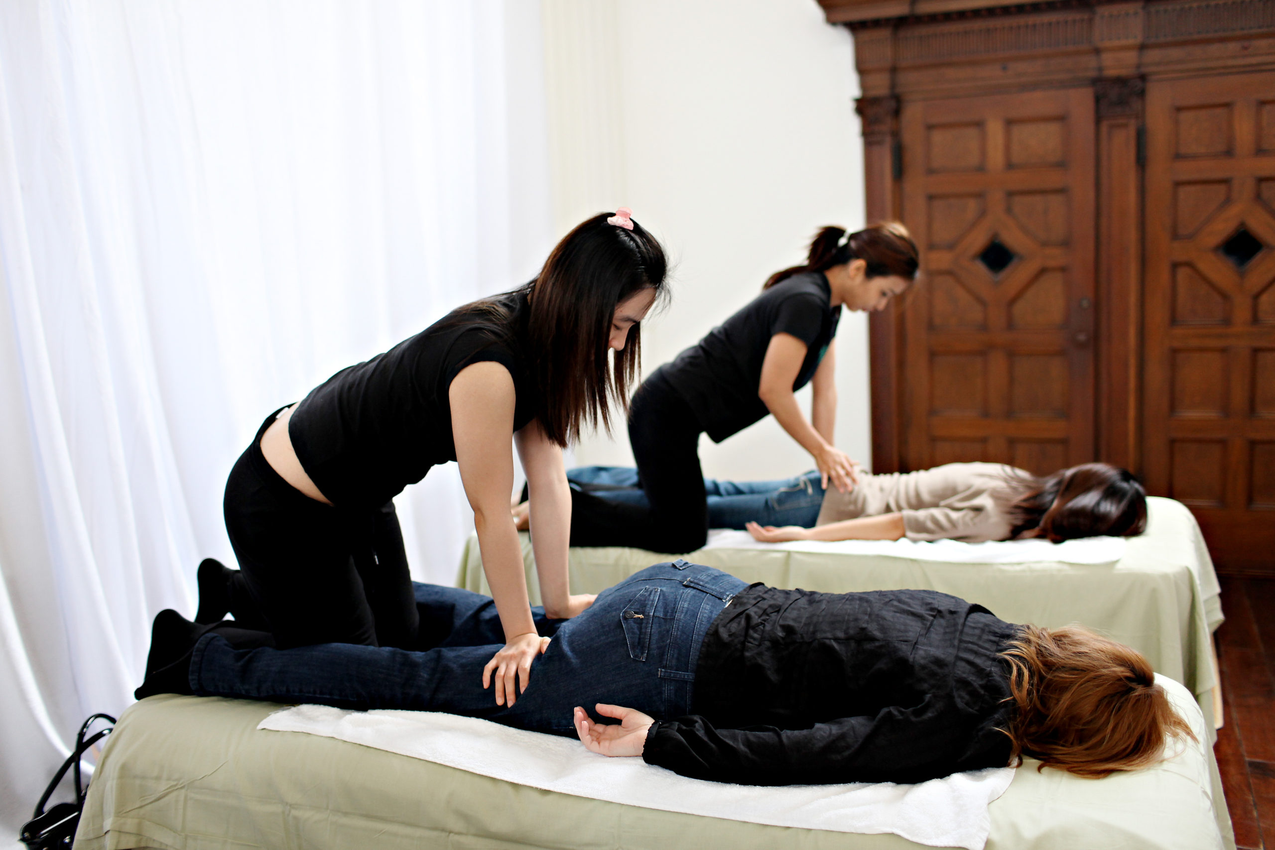 Body Massage Activation_Innovate Marketing Group
