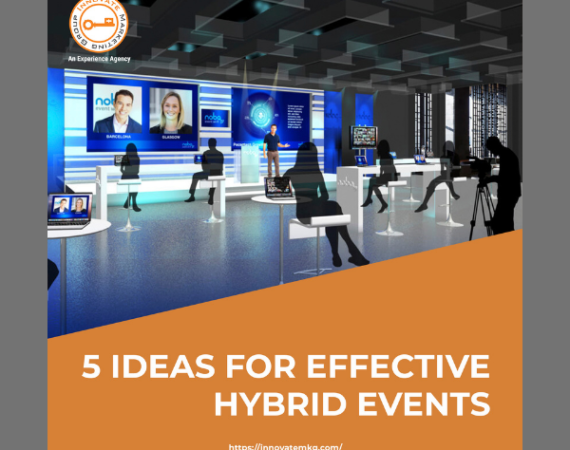 💡5 Ideas for Effective Hybrid events