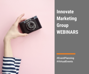 Innovate Marketing Group - Webinars