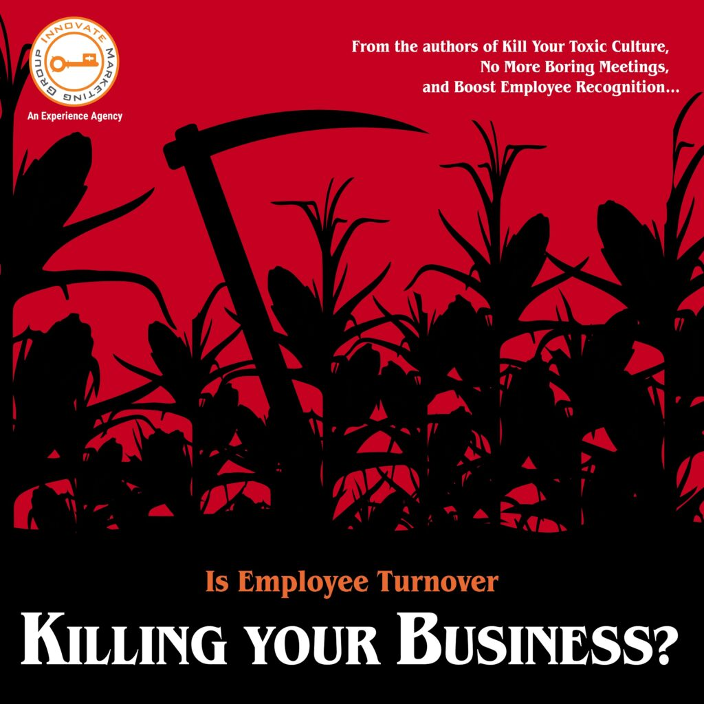 is employee turnover killing your business